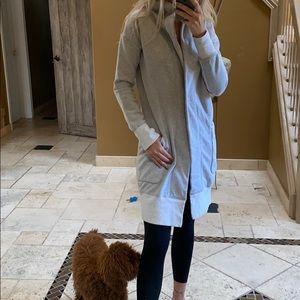 Lululemon cardigan type sweater